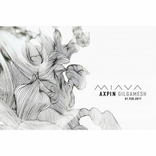 MIA001 Axpin – Gilgamesh EP Trailer